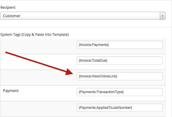 Allow Customers To Pay Their Invoices Online Via A Link That Can Be - Invoice payment system