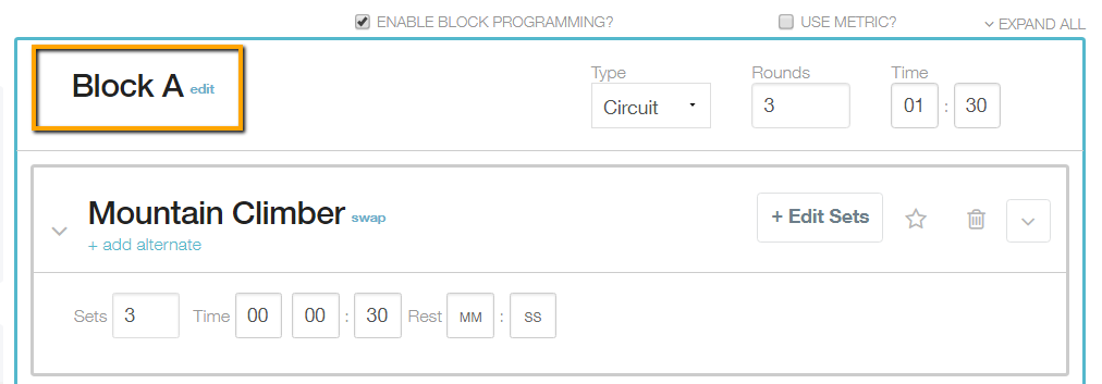How does block programming work? | Exercise com