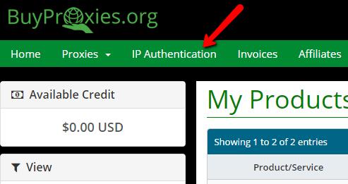 Proxy Authentication   URL Profiler Knowledge Base