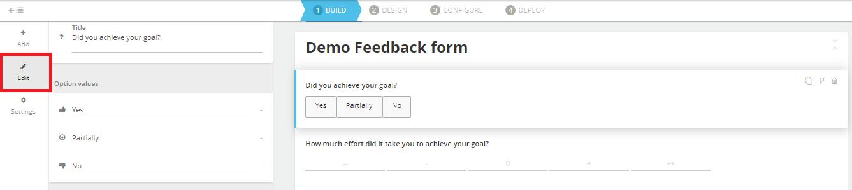 How Do I Build A Feedback Form