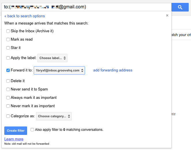 how to add an alias in gmail