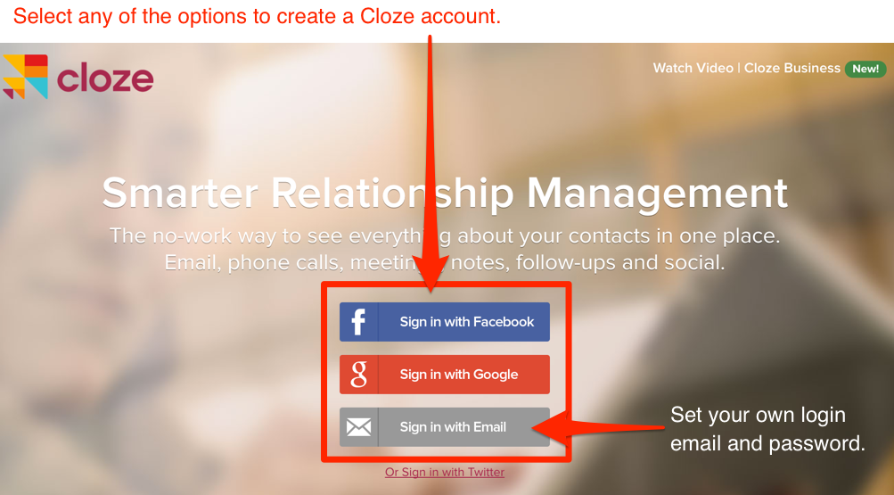 how do i accept an invitation to join my team cloze inc