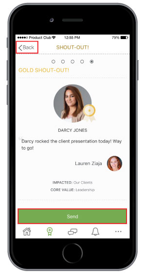 company culture on the go with employee engagement mobile app