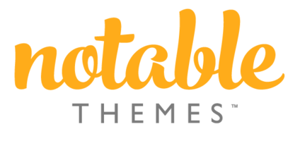 Does Notable Themes support Woo Commerce? | Notable Themes™