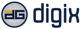 Who runs Digix and what are their identities? | digix