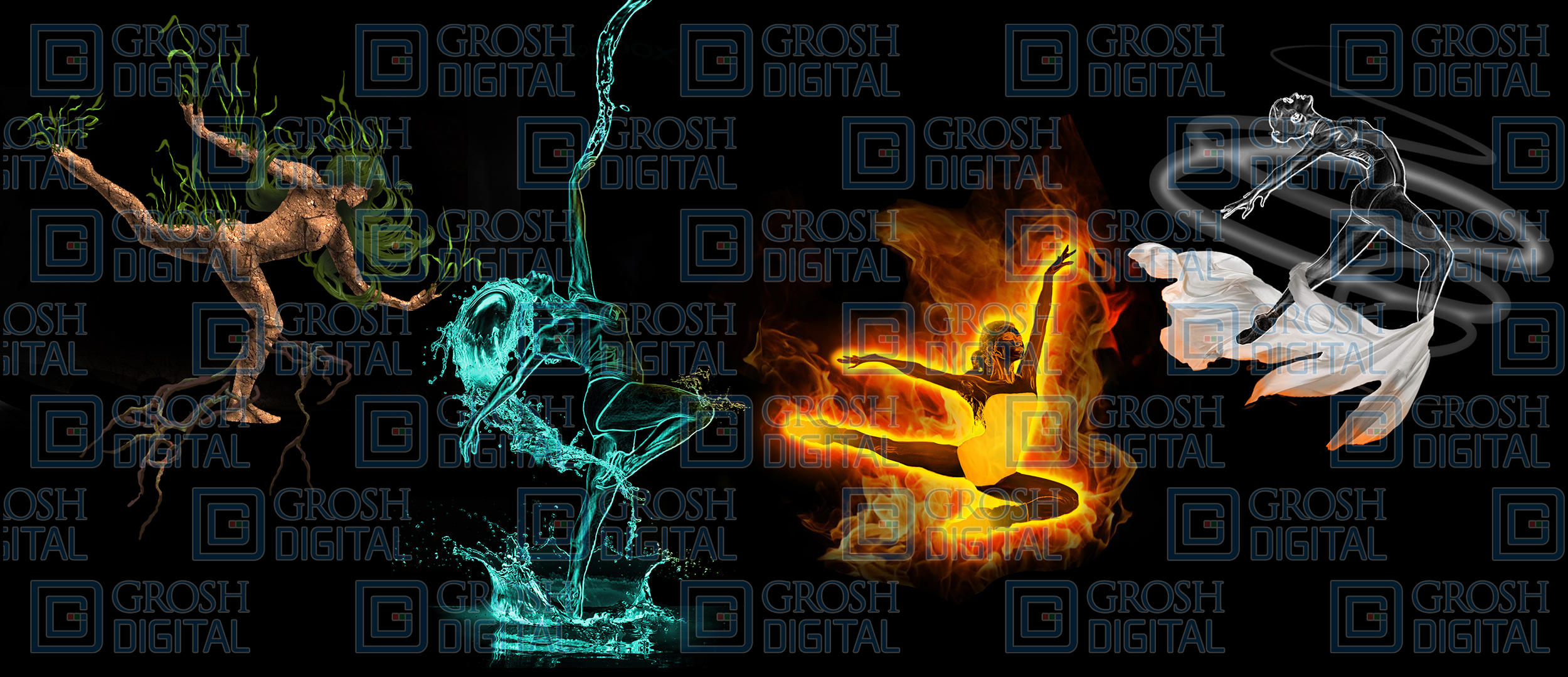 Dance elements projected backdrops grosh digital dance elements projected backdrop for abstract dance malvernweather Image collections
