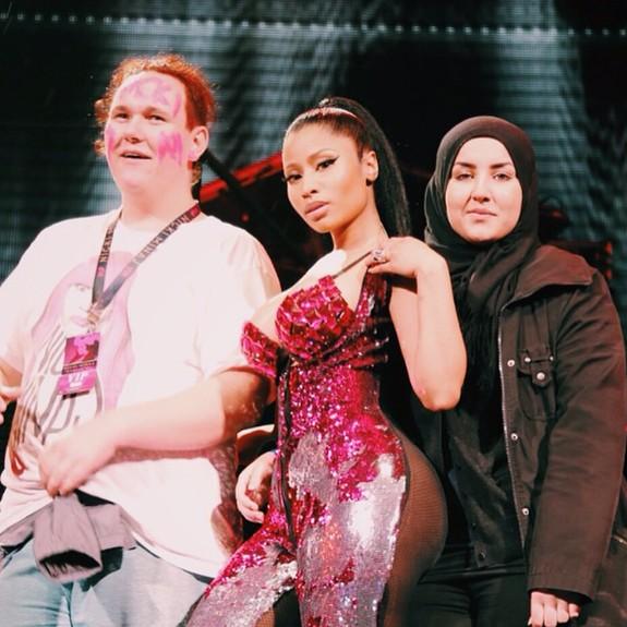 Nicki Minaj Sweden