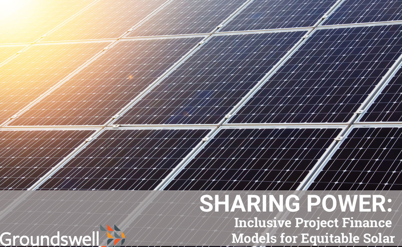 Sharing Power: Paving the way toward inclusive solar access