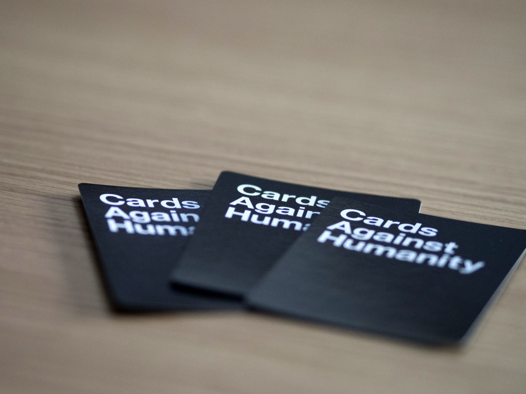 Have you ever played Cards Against Humanity? | Photo by Brett Jordan via Flickr | CC-BY-2.0