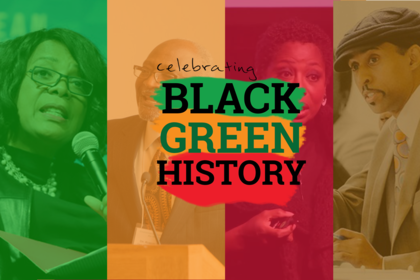 Black-Green History 2018: A Daily Celebration of Excellence
