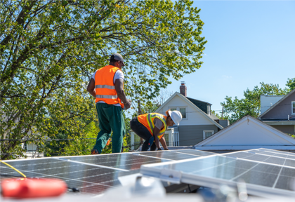 Groundswell celebrates energizing two SharePower™ projects in early 2020