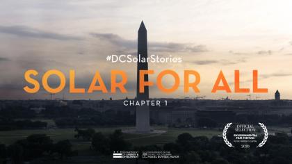 Watching DC Solar Stories Episode 2