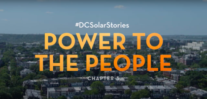 Watching DC Solar Stories Episode 3