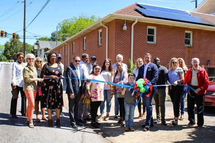 Solar Installation Unveiled at Ark Refuge Ministries