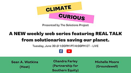 Climate Curious: Episode 2 - Money, Power, and Community Respect