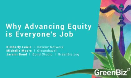Why Advancing Equity Is Everyone's Job