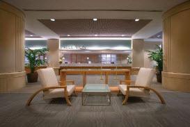 Ala Moana Hotel Reception Area