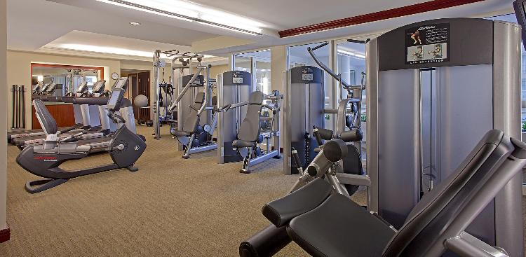 Our StayFit Gym is Open 24 Hours