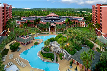 Caribe Royale Tropical Pool