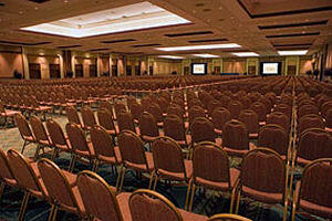 Expansive Meeting Space