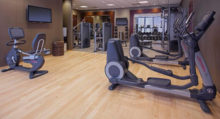 Stay Fit at Hyatt Fitness Center