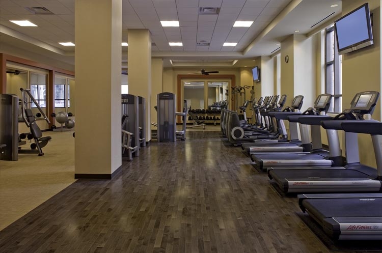 24-hr Hyatt Stay Fit Gym