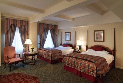 Pantlind Guest Room