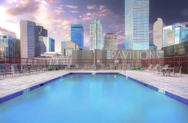 Seasonal Rooftop Pool