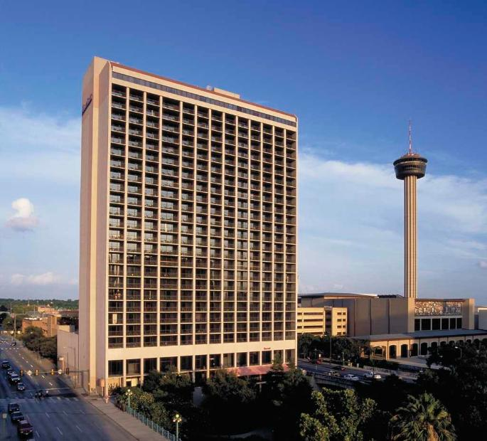 San Antonio Marriott Rivercenter