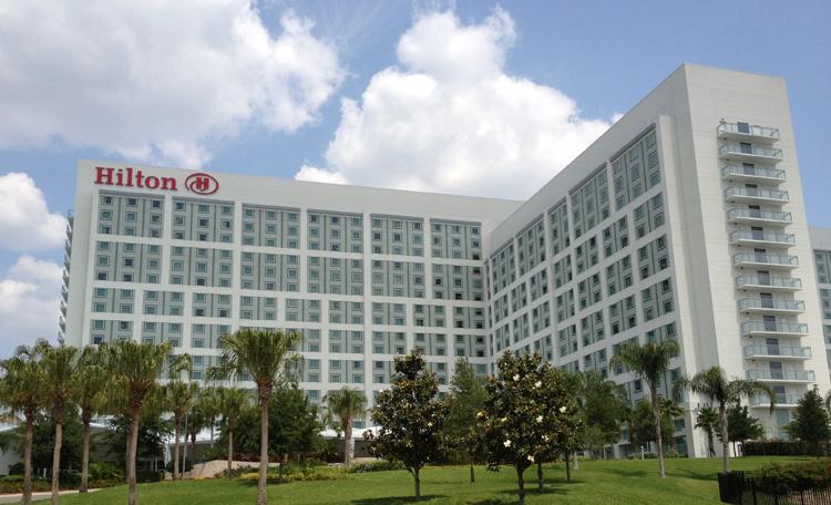 Welcome to Hilton Orlando