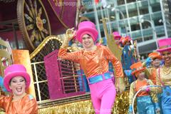 gamma phi circus