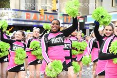 cheerleaders