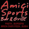 Amici sports bar and grille