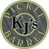 KJ's Pickle Barrel Logo