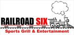 Railroad Six Sports Grill and Entertainment LLC Logo