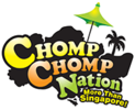 Chomp Chomp Nation Logo
