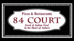 84 Court Pizza & Restaurante Logo