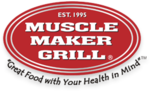 Muscle Maker Grill - North Brunswick Logo