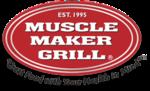 Muscle Maker Grill - North Brunswick Logo
