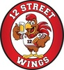 12 Street Wings Logo