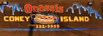 Onassis Coney Island Logo