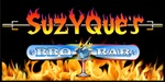 SuzyQue's BBQ and Bar Logo
