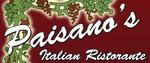 Paisanos Italian Restaurant Logo