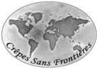 Crêpes Sans Frontières Logo