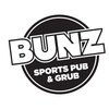 Bunz Sports Pub & Grub Logo
