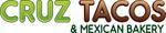 Cruz Tacos & Mexican Bakery Logo