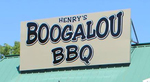 Henry's Boogalou BBQ Logo