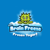 Brainfreeze Frozen Yogurt Logo