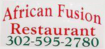African Fusion Restaurant Logo