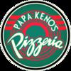 Papa Keno's Pizzeria Logo